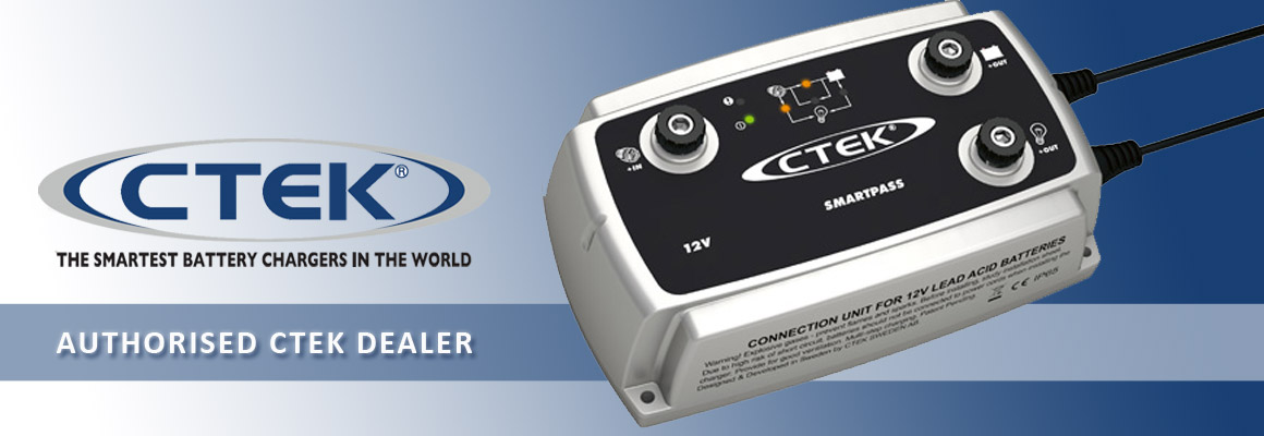 Authorised CTEK dealer in Melbourne, Australia